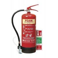 AFFF Spray Foam Fire Extinguisher Kits