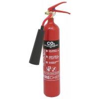 Steel CO2 Fire Extinguishers