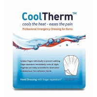 CoolTherm Hand Burn Dressing