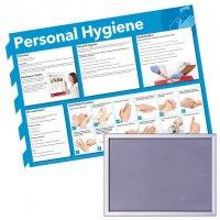 Snap Frame & Hygiene Poster Bundle Kits