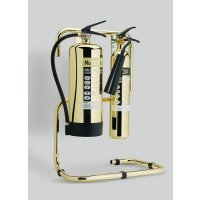 Metallic Tubular Fire Extinguisher Stands