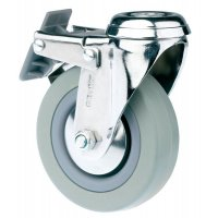 Anti-Bacterial Shelving - Castors