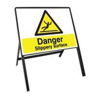 Heavy Duty Temporary Winter Sign Kits