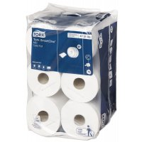 Tork® Smart One Mini Toilet Tissue Rolls