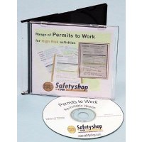 Permits to work on CD Rom