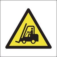 Forklift Truck (Symbol) Signs