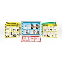 Hot Topic Rotating Poster Kit - 6 Month