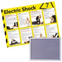 Snap Frame & Electrical Safety Poster Bundle Kits