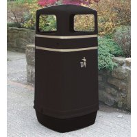Standard Greenhill Litter Bin