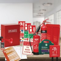 Reception Area Fire Safety Bundle Kit