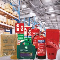 Warehouse Fire Safety Bundle Kit