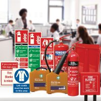 Laboratory Fire Safety Bundle Kit