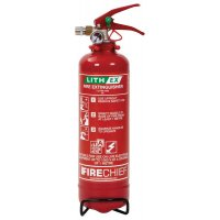 FireChief 1 Litre Lith-Ex Fire Extinguisher
