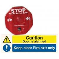 Fire Door Exit Stopper Kit