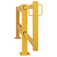 Impact Protection Barrier System - Sliding Door
