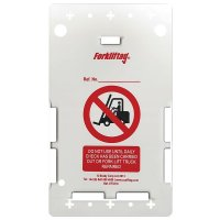 Forkliftag® Inspection Holders - Pack of 10