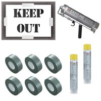Keep Out Stencil Kit