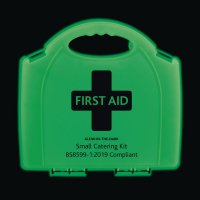 Photoluminescent Catering First Aid Kits