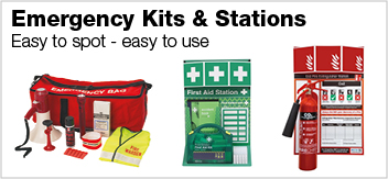 Emergency Kits and Stations