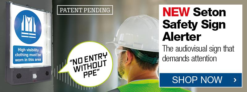 Safety Sign Alerter