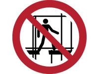 Do not use incomplete scaffold