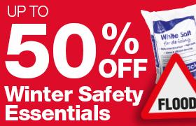 50% off Winter Safety Essentials