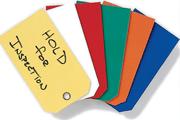 Custom Warehouse & Inventory Tags