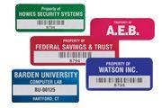 Custom Asset ID Tags