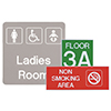 Custom Door Signs, Wall Decals & Office Signs