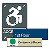 Facility Signs & Office Number Signs