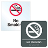 No Smoking Signs & Labels