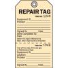 2-Part Production Status Tags - Repair Tag
