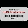 ReadyGuard™ Bar Code Labels
