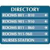 Custom Directory Signs
