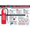 Fire Extinguisher Safety Wallchart