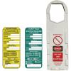 Scafftag® Scaffold Safety Tag Inserts