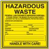 Hazardous Waste Container Labels - Hazardous Waste EPA