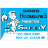 Good Housekeeping Workplace Safety Wallchart