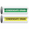 Opti-Code™ Self-Adhesive Pipe Markers - Condensate Drain