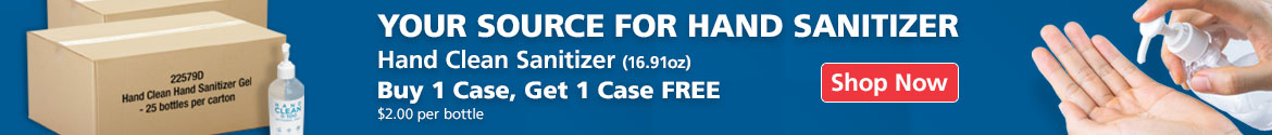 Hand Sanitizer Special Promo