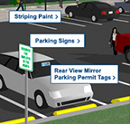 Tour Virtual Parking Lot